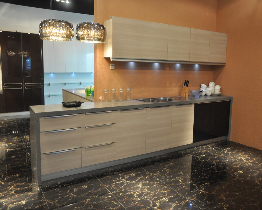 China Acrylic Mdf Modern Kitchen Cabinets Photos Pictures Made In