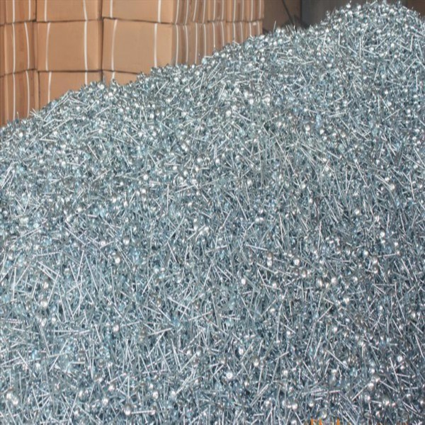 Galvanized Nails of Roofing Sheet