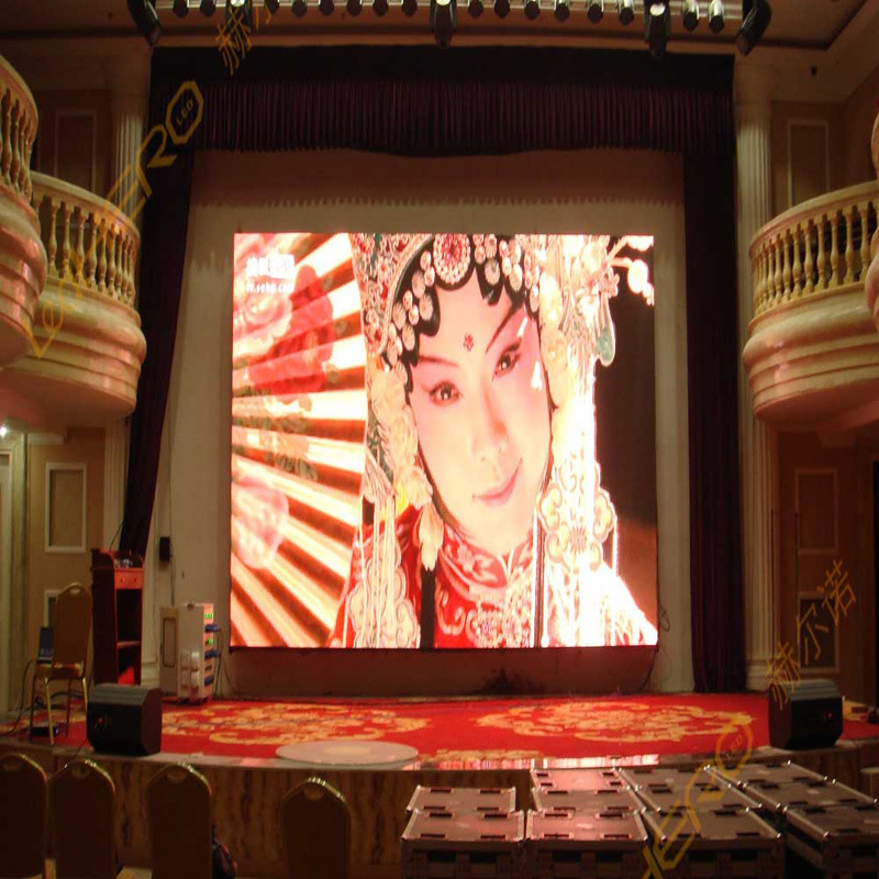 HD Multi-Functional P4 Indoor LED Display Screen