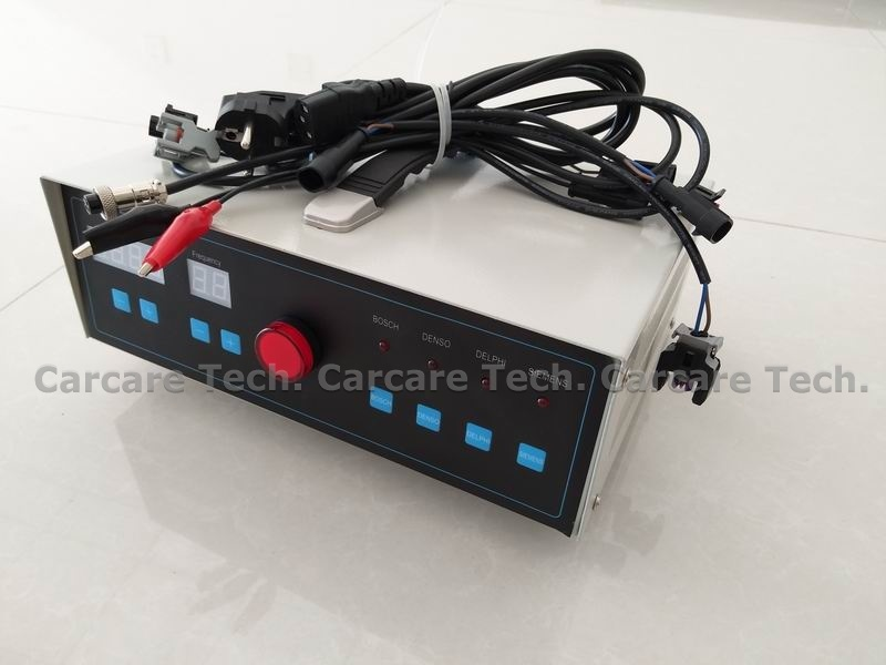 Ccr-1000 Intelligent Portable Common Rail Fuel Injector Tester