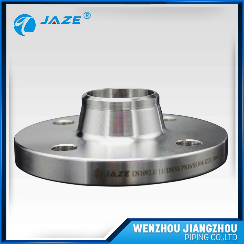 Factory Direct Selling 304 Wn Forged Flange
