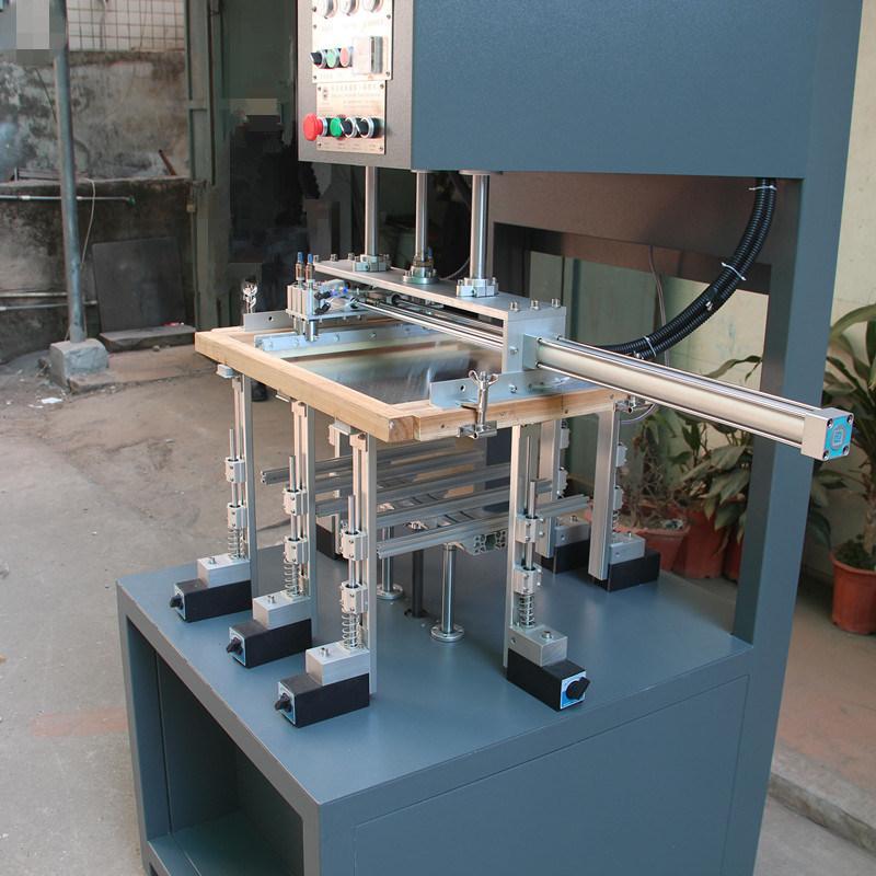 Semi-Automatic Corragated Board Window Patching Machine