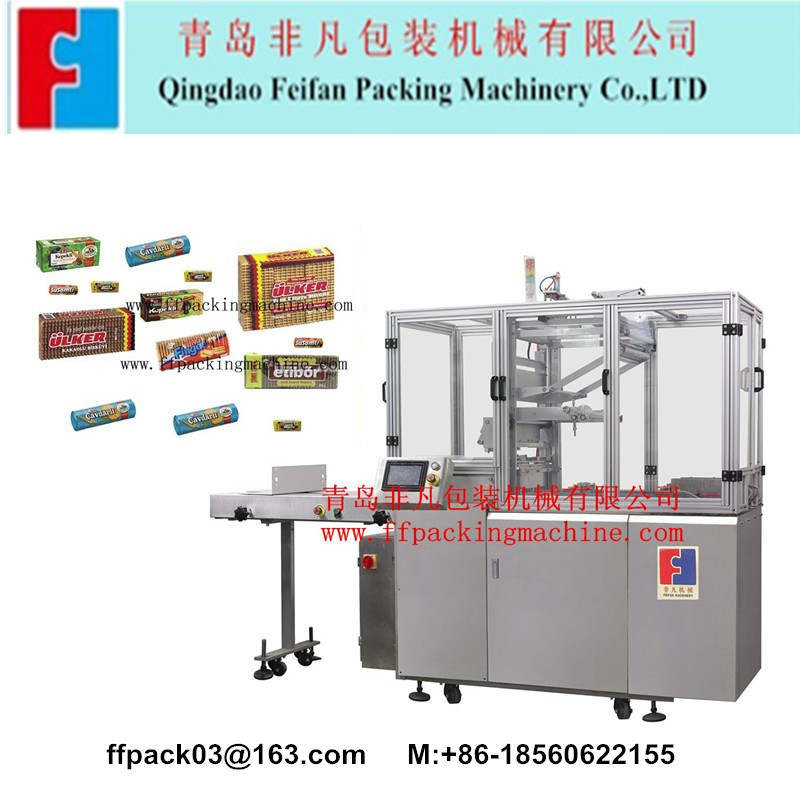 Envelope Type Biscuit Packing Machine (FFX)