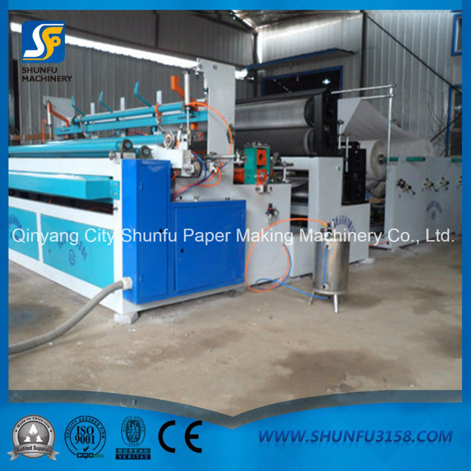 China Wholesale Factory Price Full-Automatic Toilet Tissue Paper ...