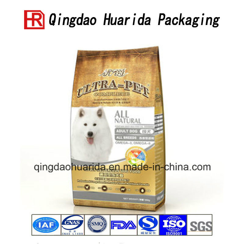 China Factory Wholesale Customize Plastic Pet Food Bag Packaging