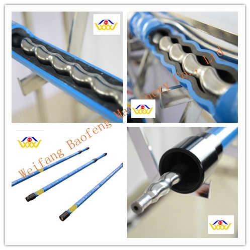 Coalbed Methane (CBM) Specialized Downhole Screw Pump Well Pump