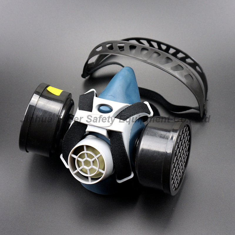 High Quality Half Face Chemical Respirator (CR6201)