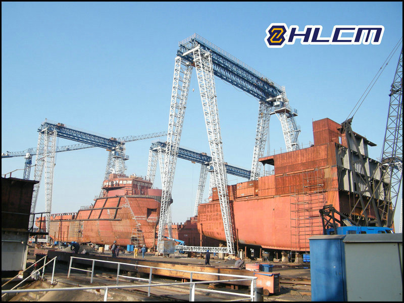 Heavy Lifting Gantry Crane for Material Handling (HLCM-2)