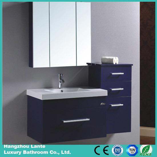 MDF Bathroom Cabinet with Noiseless Hinges Slider (LT-C046)
