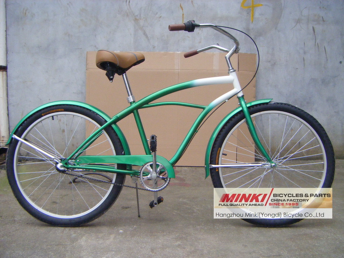 Coaster Brake Internal 3 Speed Beach Cruiser