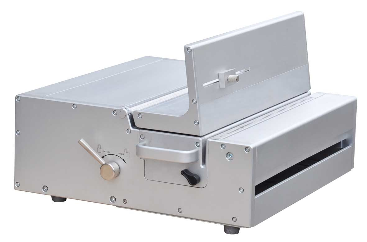 Electric Punching Machine with Interchangeable Dies (Super360M)