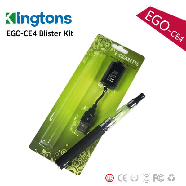 China Shop Online Cheap Ecig 1100mAh EGO Ce4 Blister Pack