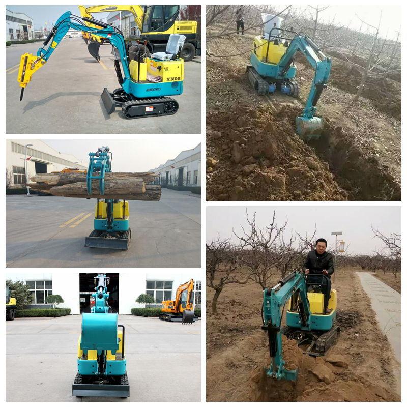 Best Mini Excavator for Sale
