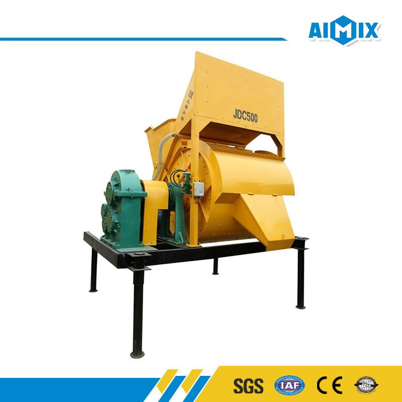 High Efficiency Jdc500 Concrete Blender Machine on Sale