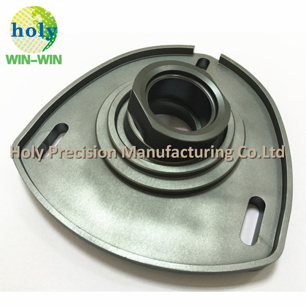 Auto Parts by CNC Maching for Aluminum 6061/5052/2017 and Brass