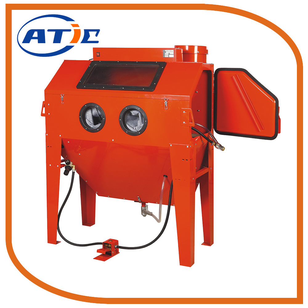420L Capacity Industrial Cabinet Sandblaster