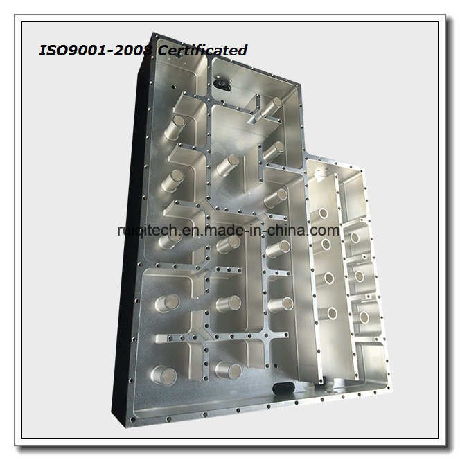 CNC Machining Aluminum Housing, Machined Part