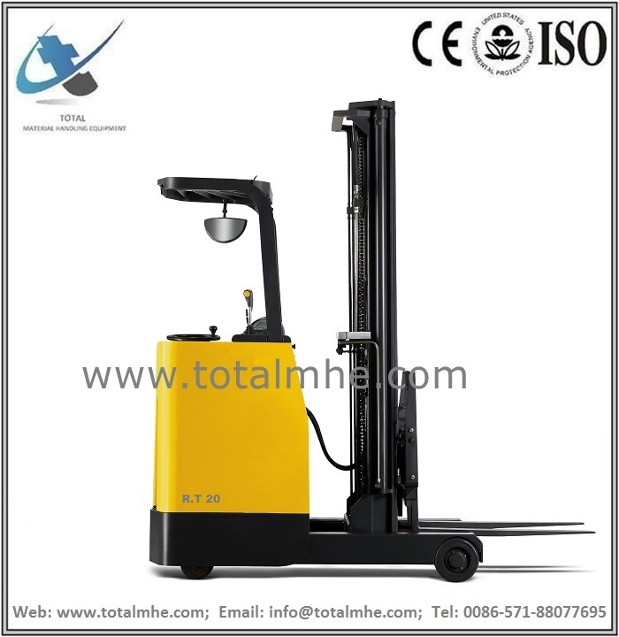 Total Forklift 2.0 Ton Reach Truck