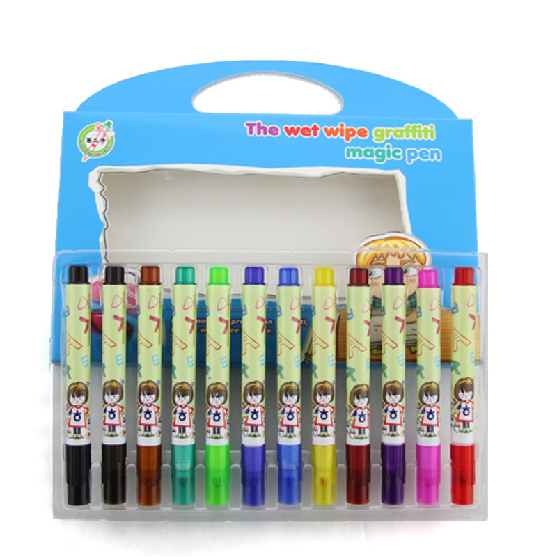 Wholesale The Wet Wipe Graffiti Magic Pen MH12131101