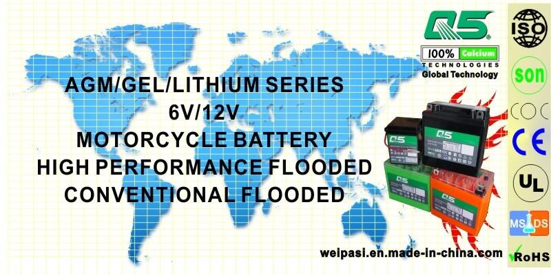 Bci-78bj 12V80ah Maintenance Free for Car Battery Auto Battery Lead acid battery MF Battery DRY Battery