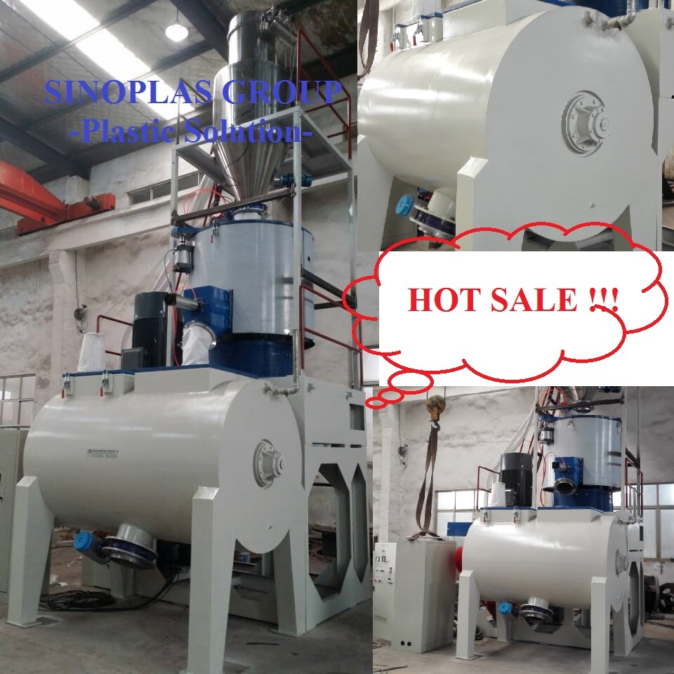 SRL-800/2500 PVC Mixer/ Mixing Unit/ Mixing Machine/ High Speed Mixer/ PVC Powder Mixer