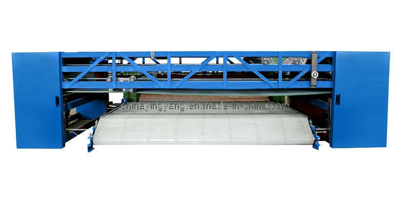 Cross Lapper (YYPW) &Nonwoven Machinery