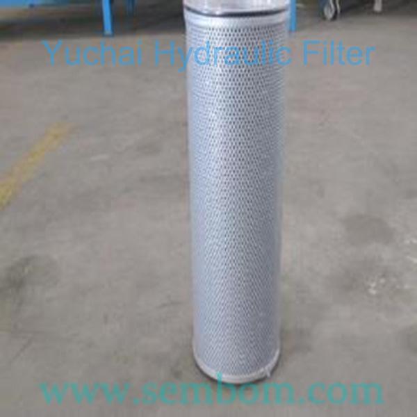Engine Air/Oil/Feul/Hdraulic Oil Filter for Yuchai Yc60, Yc230 Excavator/Loader/Bulldozer