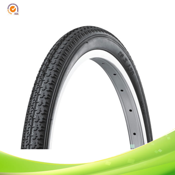 "Bike Spare Parts Rubber Mountain Bicycle Tire (12""-26"") (BT-003)"