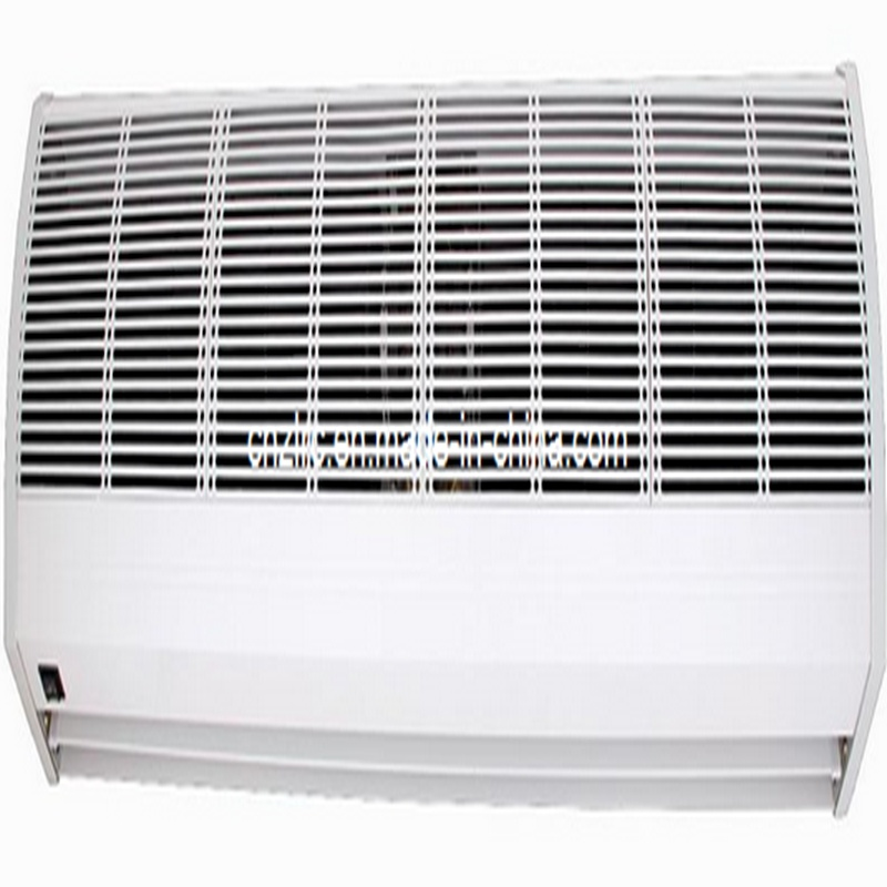 Water Heating PVC Air Curtain Zlrc