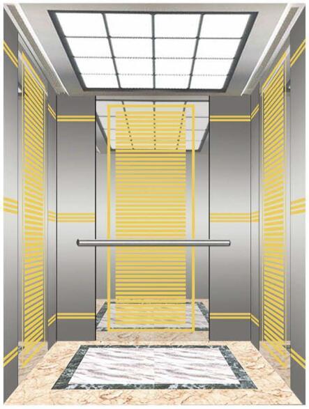 AC Vvvf Gearless Drive Passenger Elevator with German Technology (RLS-207)