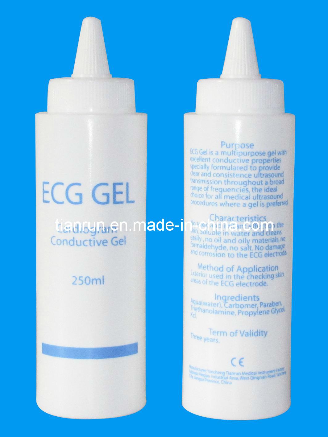 ECG Gel (250ml)