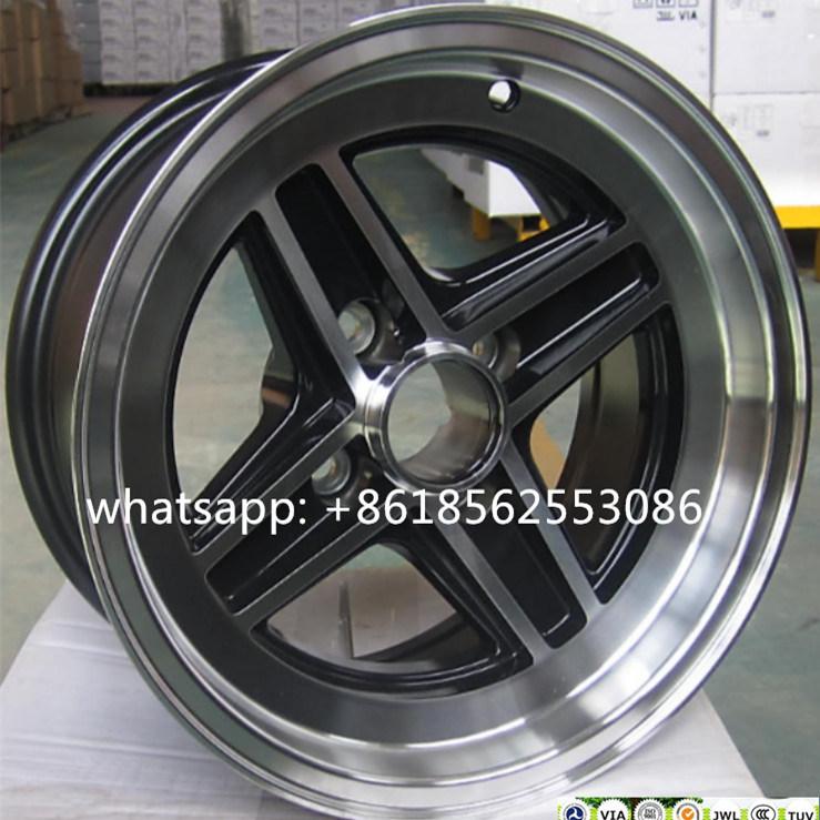 China 13 7j Wheels Aluminum Car Alloy Wheel Rim Deep Dish Rims