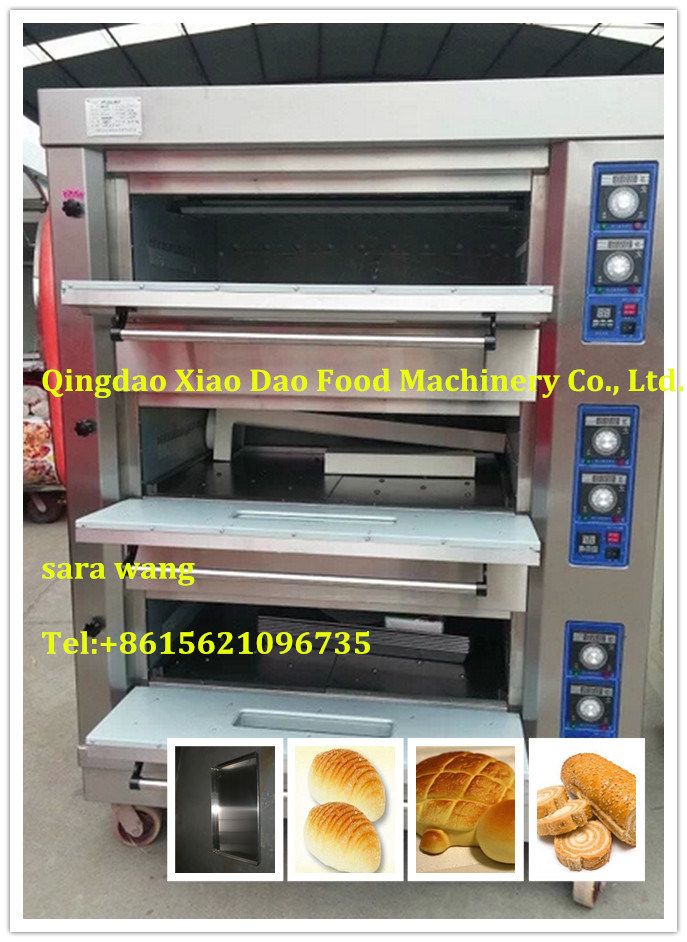 Bread Making Machine/ Commercial Pizza Oven