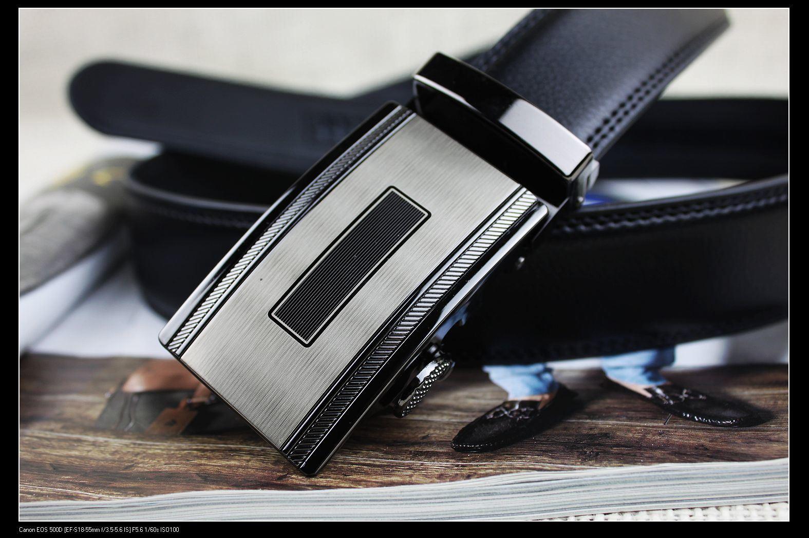 Men Leather Belts (A5-130607)