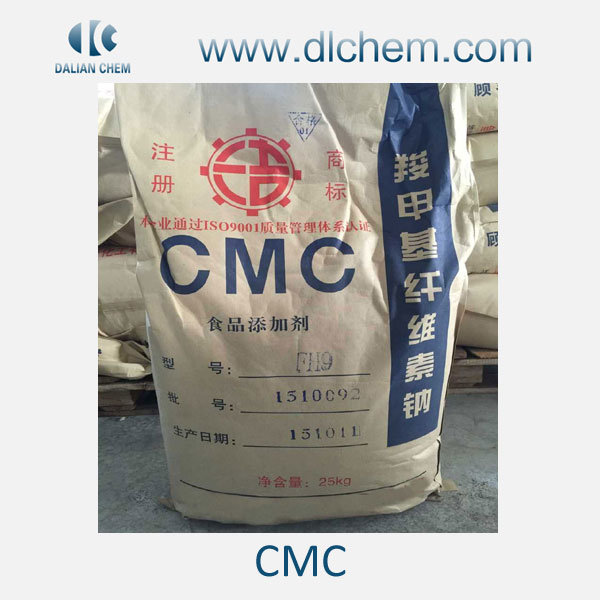 Various Type Carboxy Methyl Cellulose (CMC)