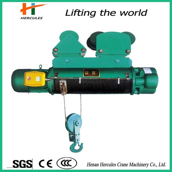 10t CD1 Md1 Wire Rope Electric Chain Hoist Wholesaler