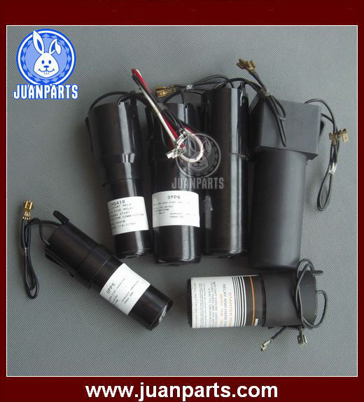 Rco Series Hard Start Capacitor & Refrigeration Compressor Parts