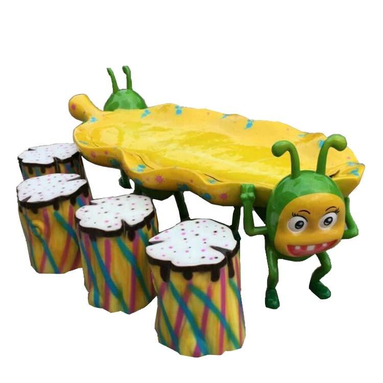 2017 New Design Children Playground Toy Sand Table for Kids Amusement (S10)