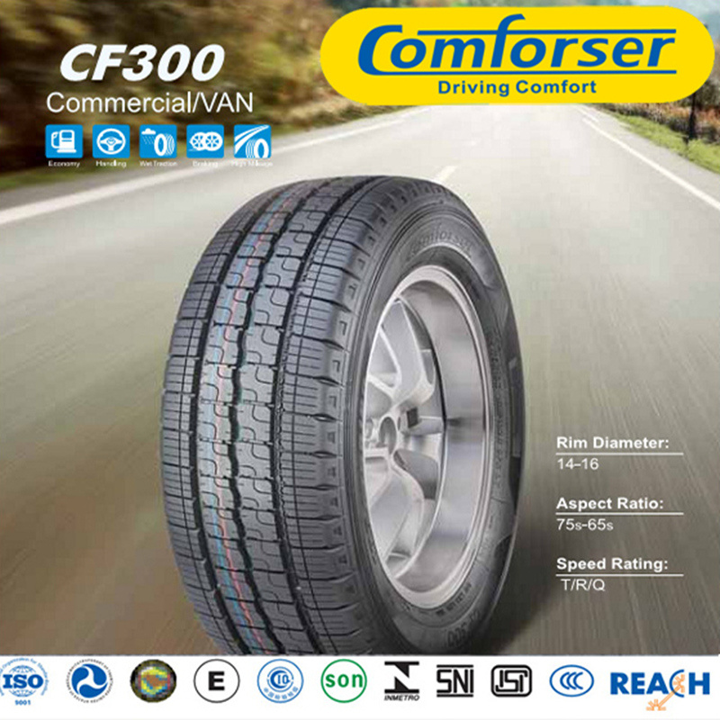 Light Truck Tire with High Performance and Durable