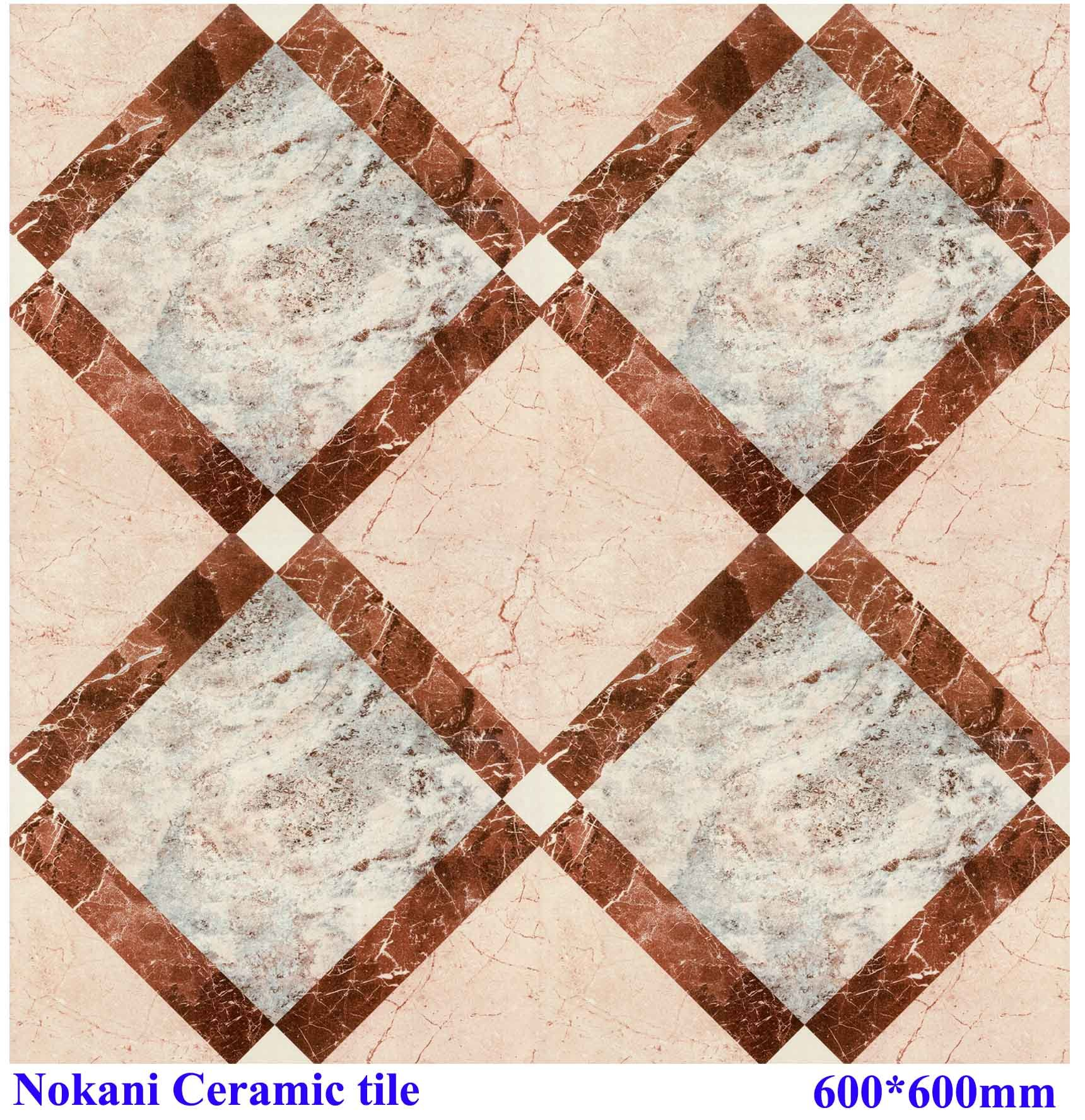 Ceramic tile company designs and makes floor tiles