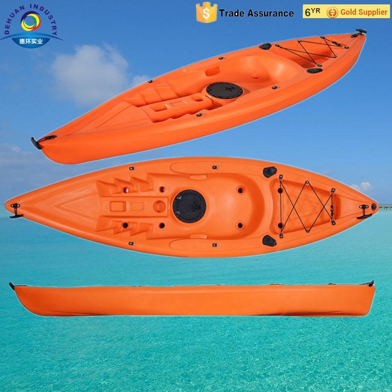 China new cheap single fishing kayak dh venus china for Best cheap fishing kayak