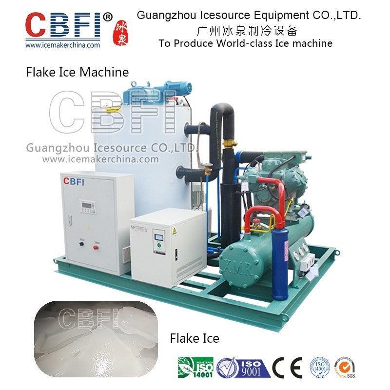 Cbfi Commercial Icee Flake Maker Machine with Ce Approved