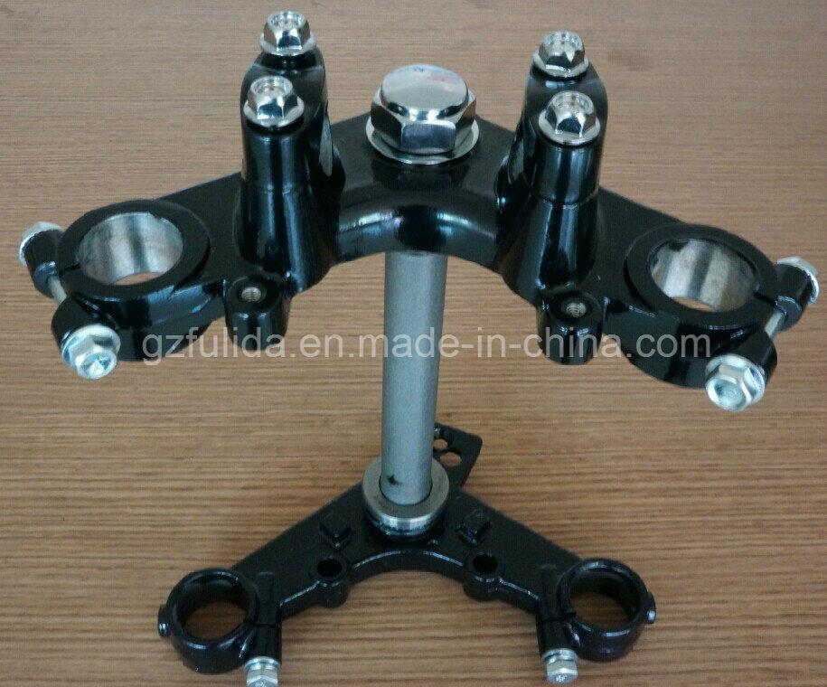 Motorcycle Steering Stem for Cbt (including Fork Tee, Fork Upper, Fork top bride, Connect Board)