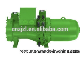 Bitzer Semi-Hermetic Compact Screw Industrial Air Compressor Csh Series