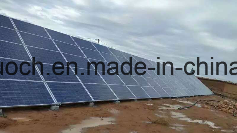 Solar (PV) Panels Power for Water Pump (villages & irrigation)