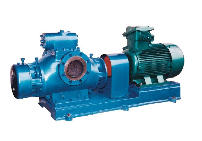 Twin Screw Pump 2hm4200-128 for Oil Transfer