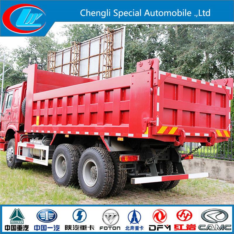 CNHTC Tipper Truck, 6X4 Dumper Truck, New Condition 336HP Tipping Truck
