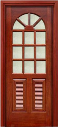 Exterior Wooden Door, Solid Wooden Door, Entrance Door Solid Wood Door