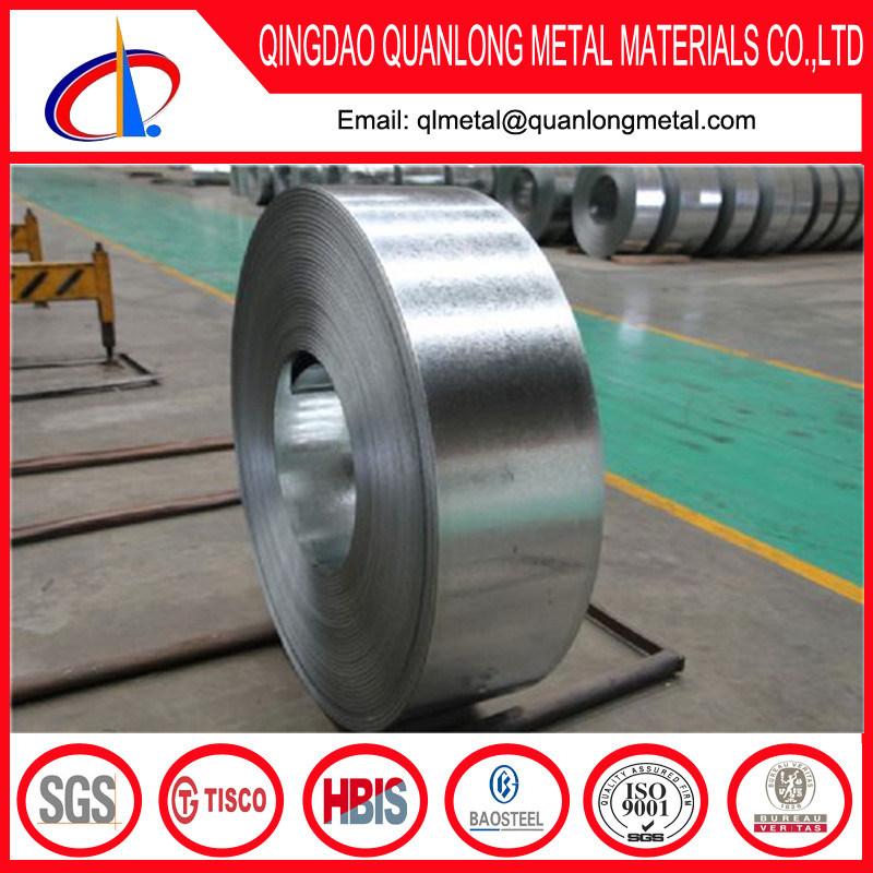 Zinc Coated Steel Strip/ Hdgi Steel Strip/ Galvanized Steel Strip