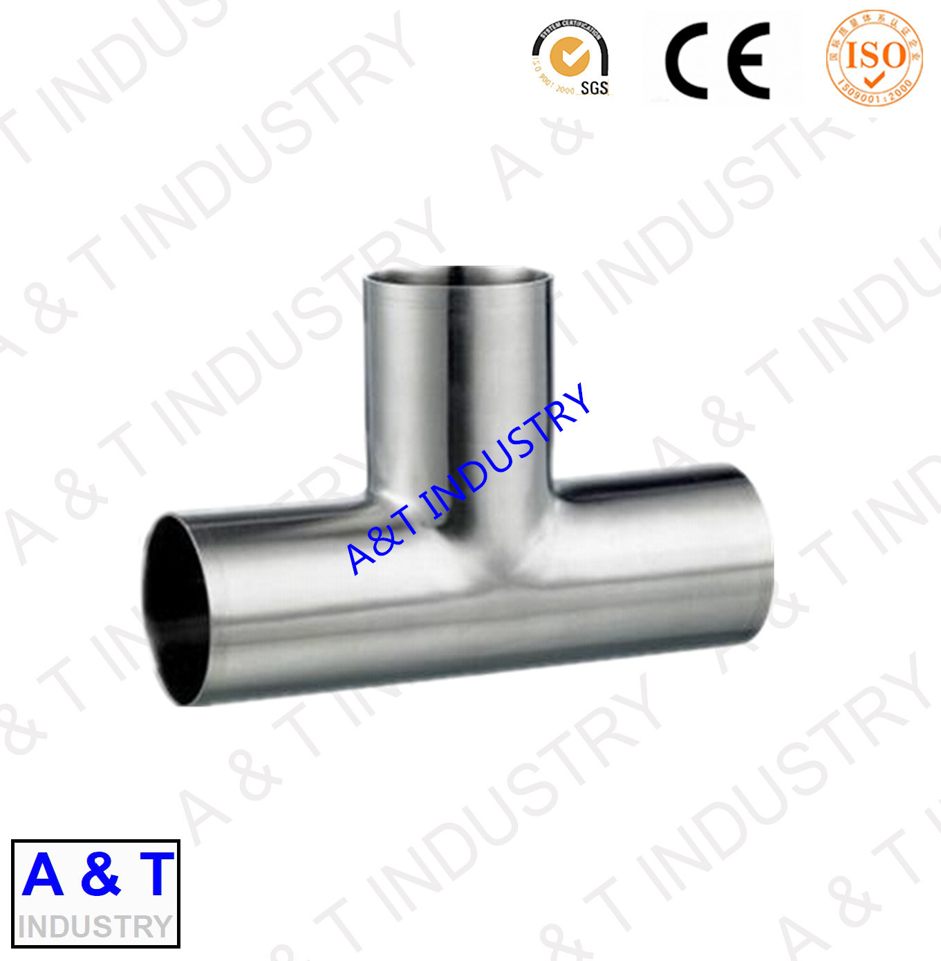 at Carbon&Stainless Steel Butt Welding Pipe Fitting Parts